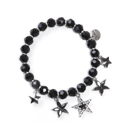 Bracciale elastico con stelline Stardust