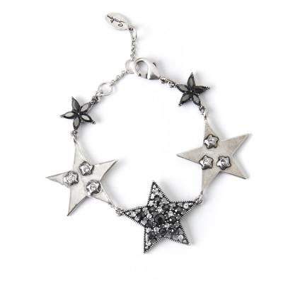 Bracciale con stelle Stardust