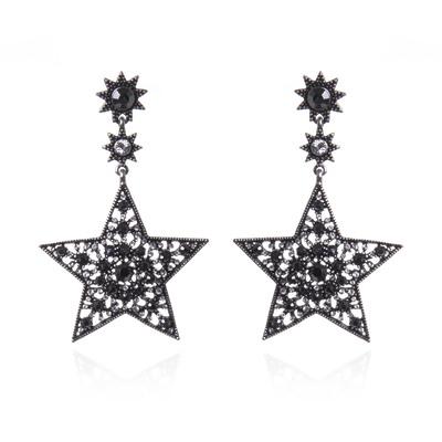 Orecchini con stelle Stardust