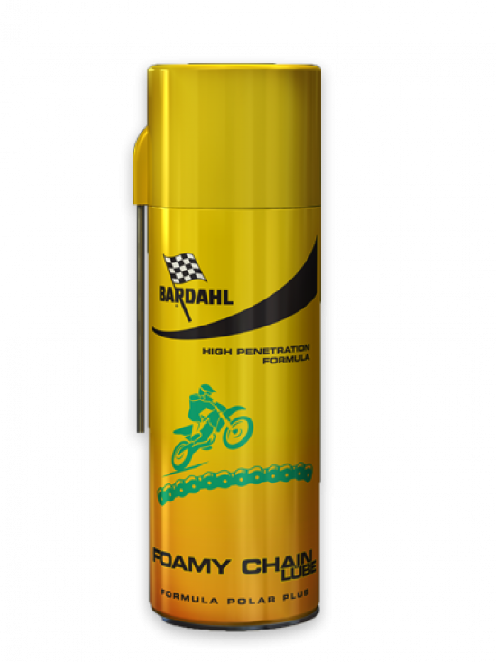 Bardahl FOAMY CHAIN LUBE