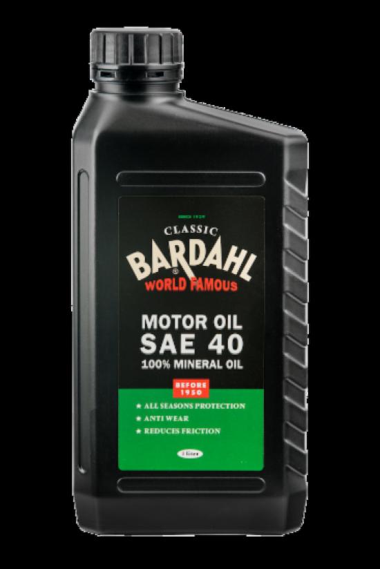 Bardahl CLASSIC MOTOR OIL SAE 40