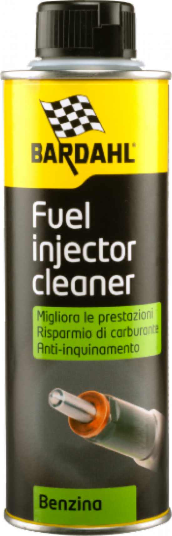 Bardahl FUEL INJECTOR CLEANER