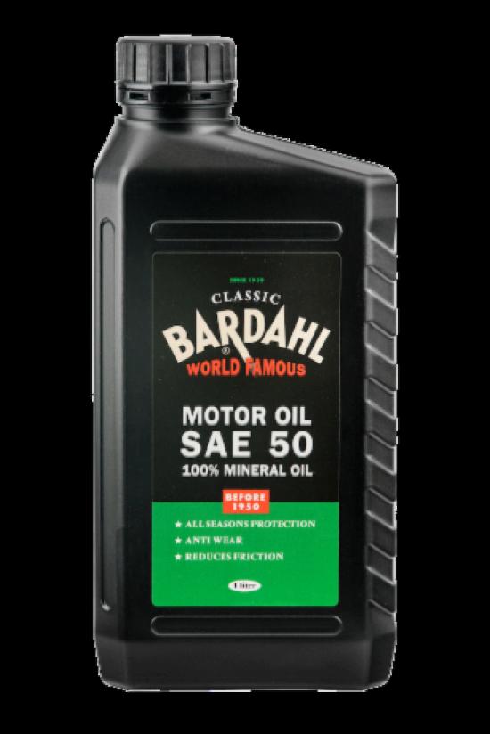 Bardahl CLASSIC MOTOR OIL SAE 50