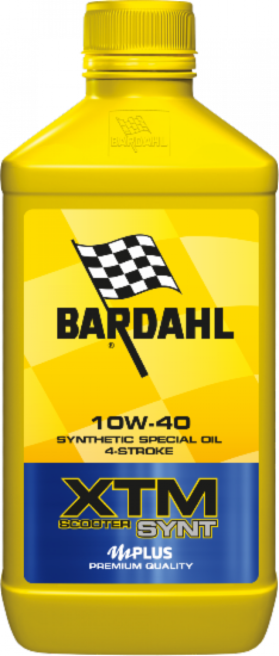 Bardahl XTM SYNT 10W40