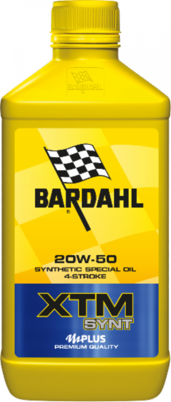 Bardahl XTM SYNT 20W50