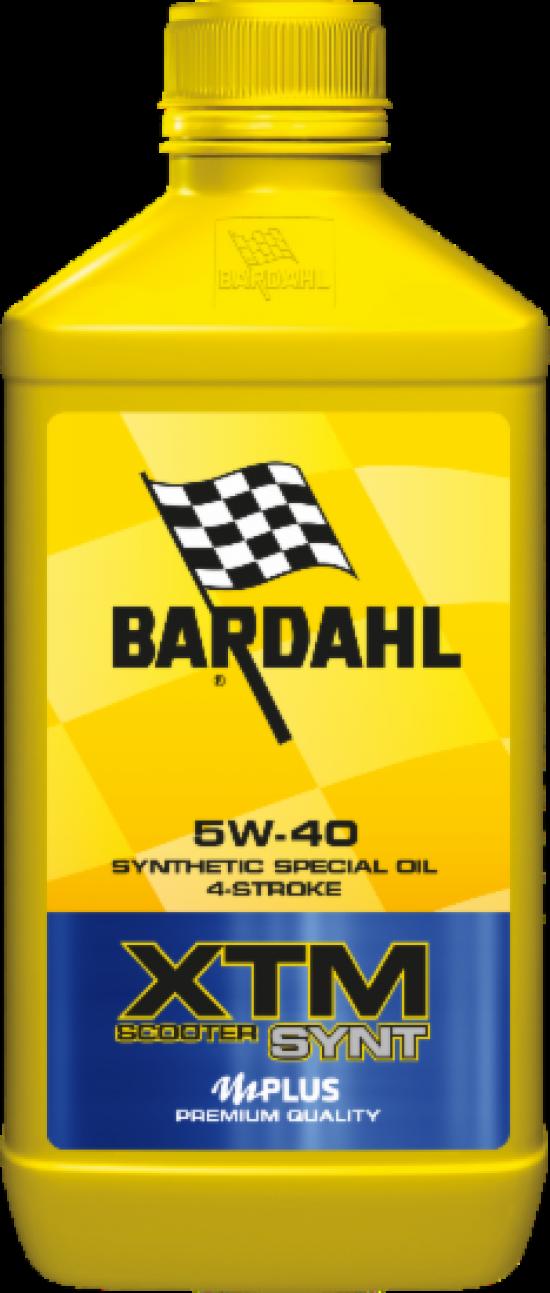Bardahl XTM SCOOTER 5W40