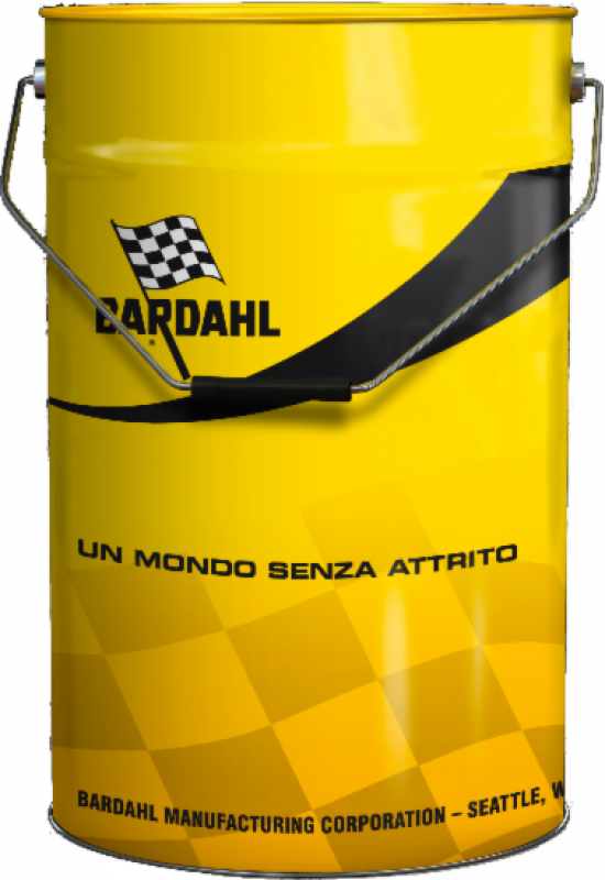 Bardahl T & D SYNTHETIC OIL 75W90