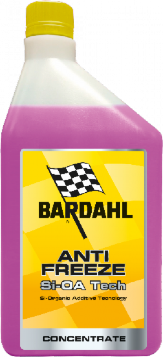 Bardahl ANTIFREEZE SI-OA TECH CONCENTRATE