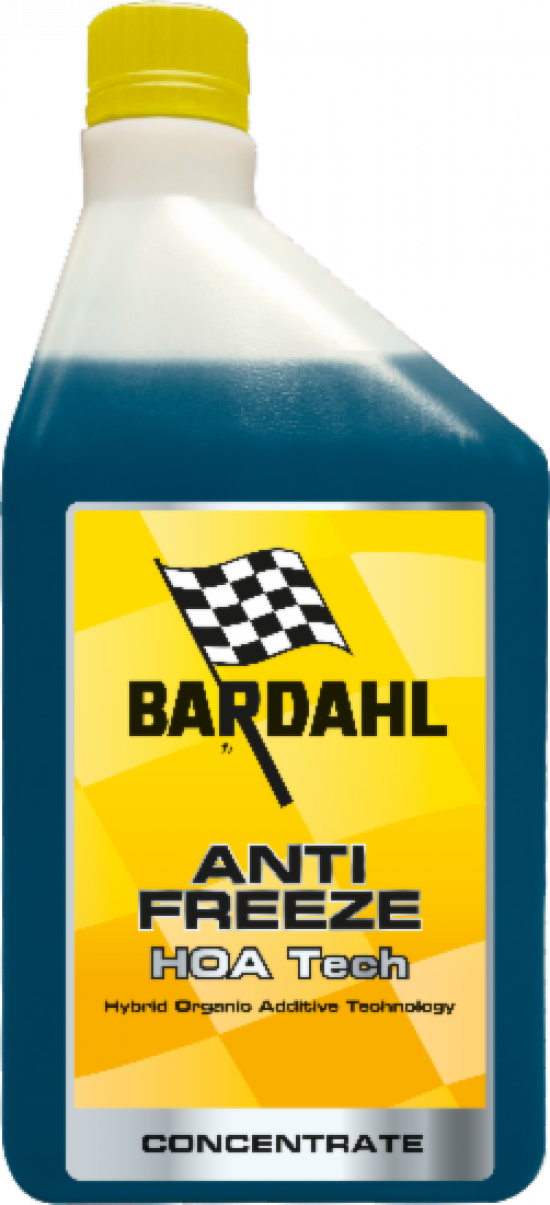 Bardahl ANTIFREEZE HOA TECH CONCENTRATE