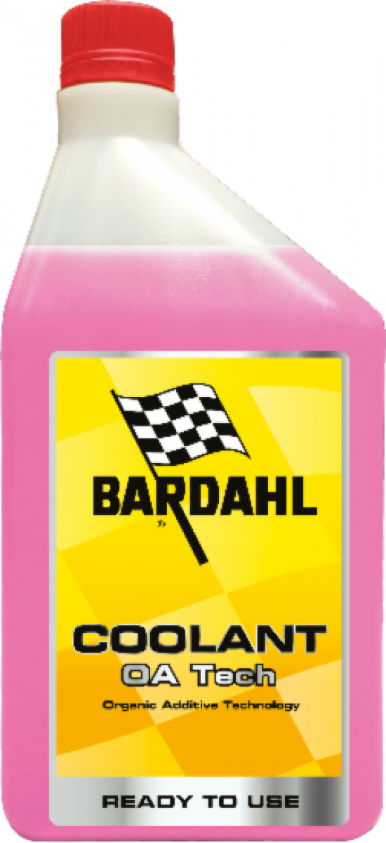 Bardahl COOLANT OA TECH