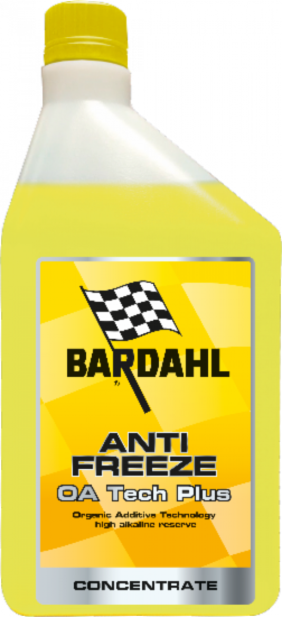 Bardahl ANTIFREEZE OA TECH PLUS CONCENTRATE
