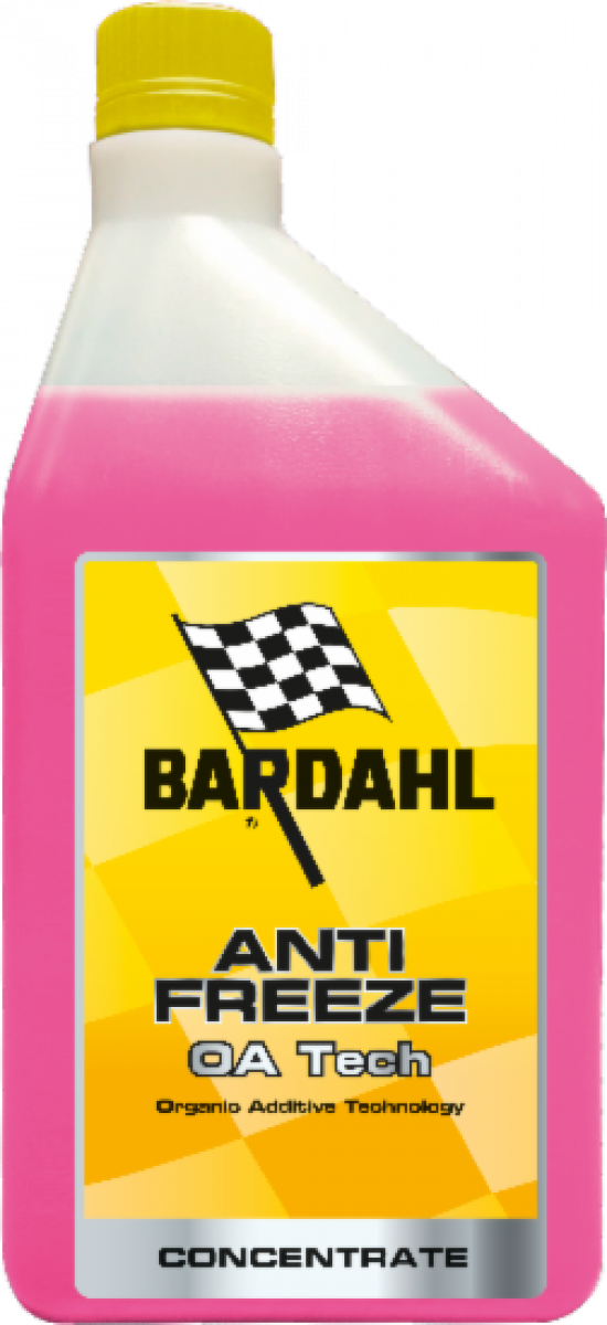 Bardahl ANTIFREEZE OA TECH CONCENTRATE