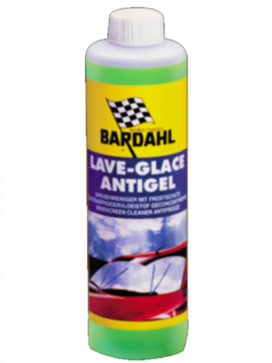 Bardahl Concentrated Screenwash
