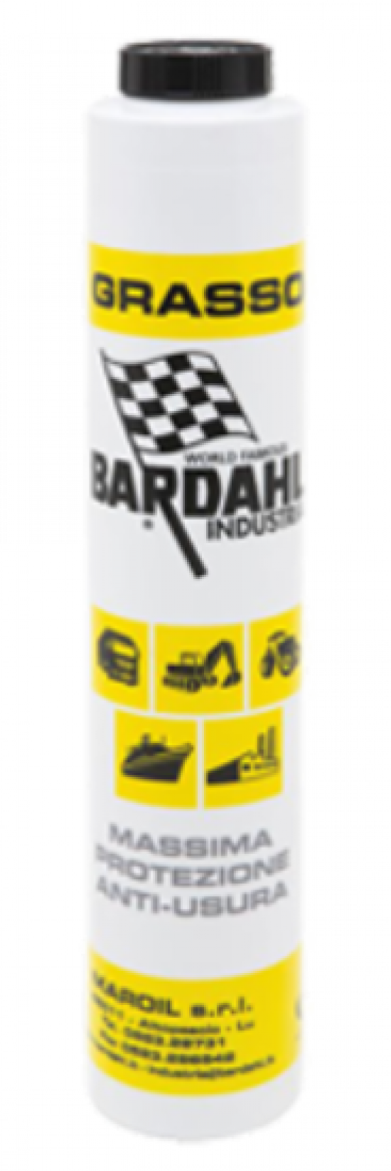 Bardahl SYNTHETIC GREASE POLY S2