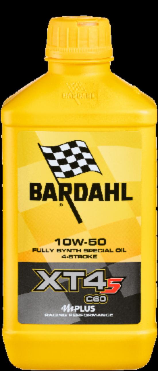 Bardahl XT4-S C60 10W-50