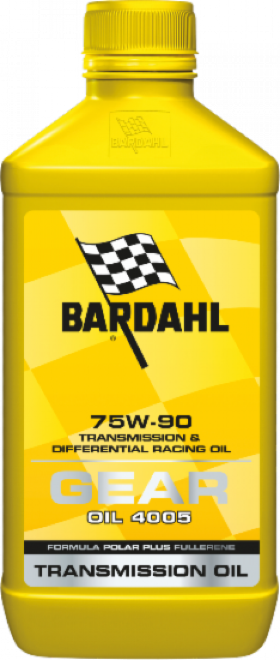 Bardahl GEAR OIL 4005 SYNT 75W90