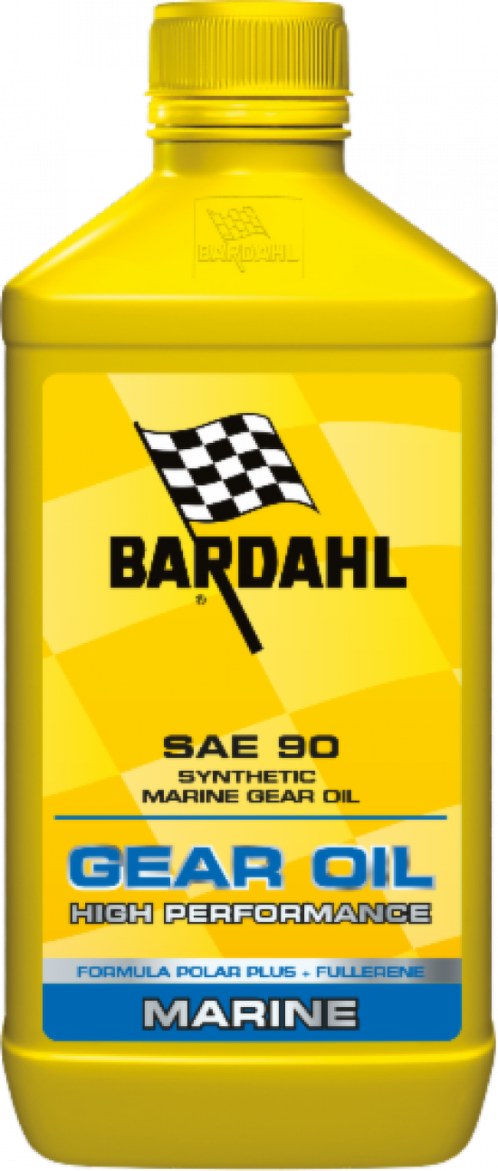 Bardahl GEAR OIL SYNT HP