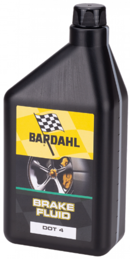 Bardahl BRAKE FLUID DOT 4