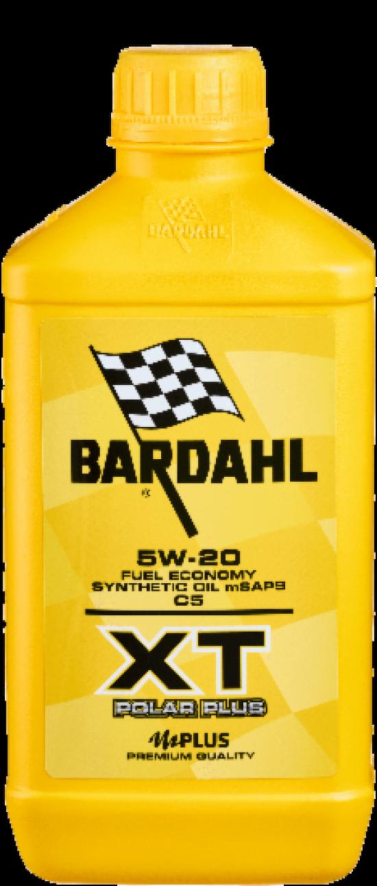 Bardahl XT 5W-20 C5