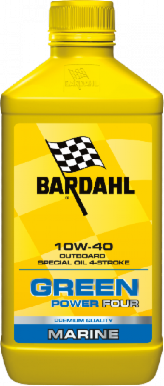 Bardahl GREEN POWER FOUR 10W40