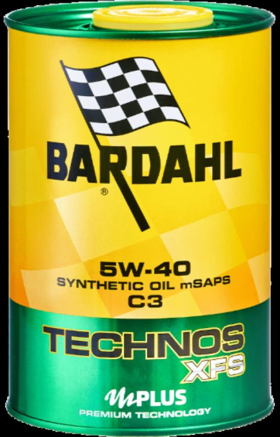 Bardahl TECHNOS XFS C3 5W40