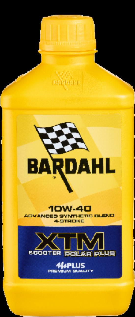 Bardahl XTM POLAR PLUS SCOOTER 10W-40