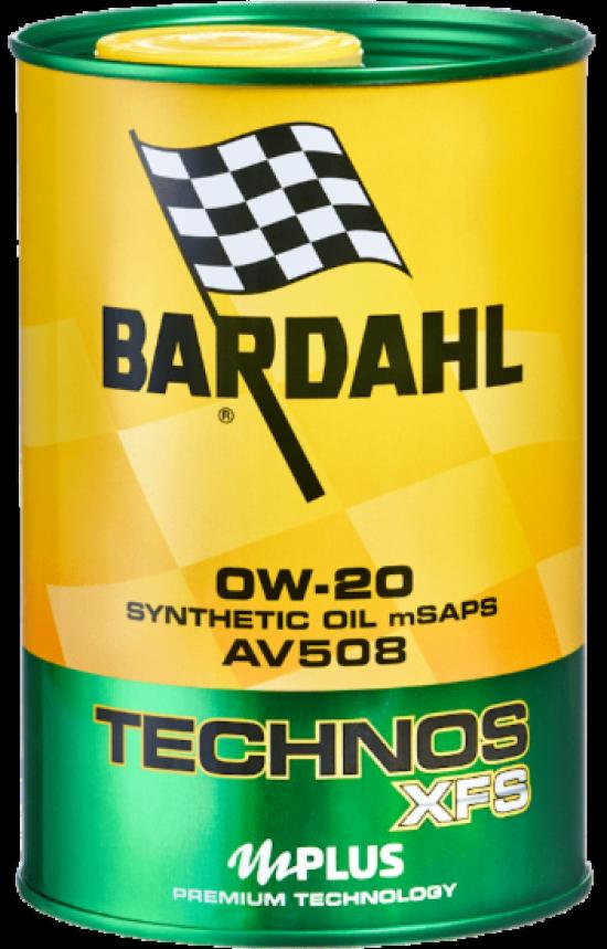 Bardahl TECHNOS XFS AV508 0W20