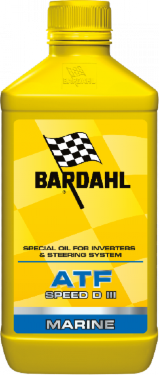 Bardahl ATF Speed DIII