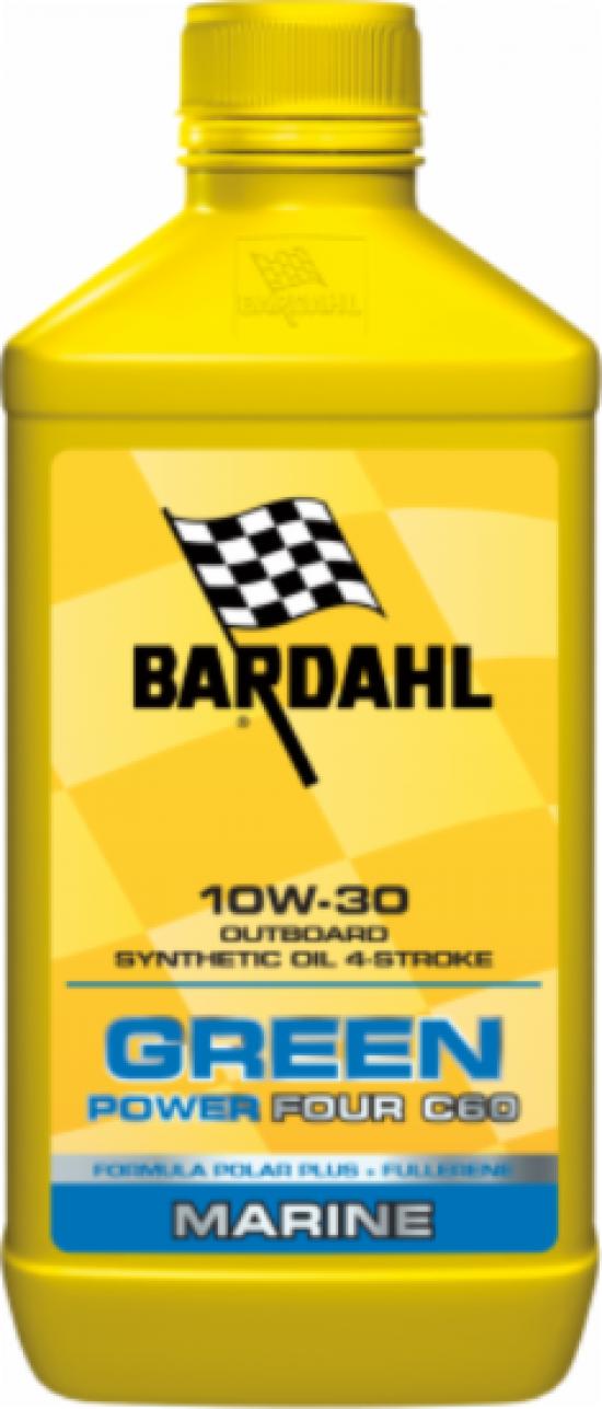 Bardahl GREEN POWER FOUR C60 10W30
