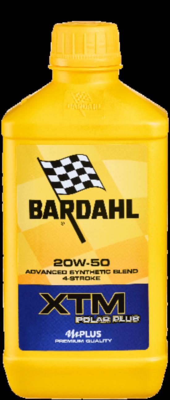 Bardahl XTM POLAR PLUS 20W-50