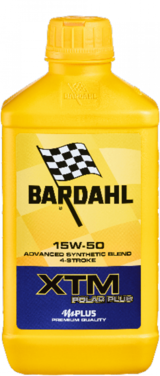 Bardahl XTM POLAR PLUS  15W-50