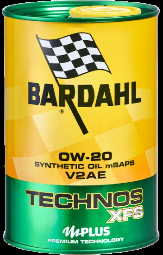 Bardahl TECHNOS XFS V2AE 0W20
