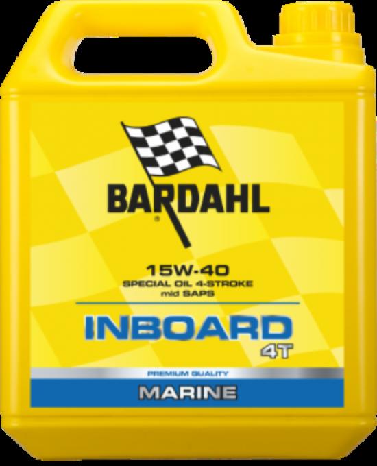 Bardahl INBOARD 4T MSAPS 15W40