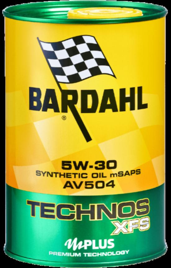 Bardahl TECHNOS XFS AV504 5W30
