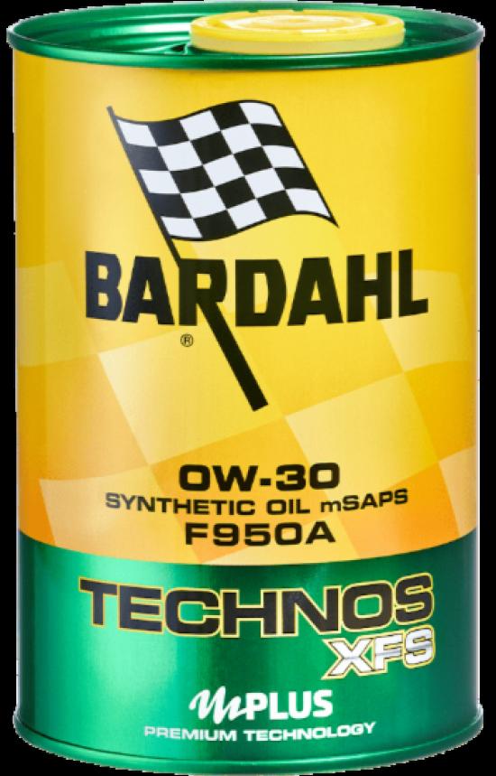 Bardahl TECHNOS XFS F950A 0W30
