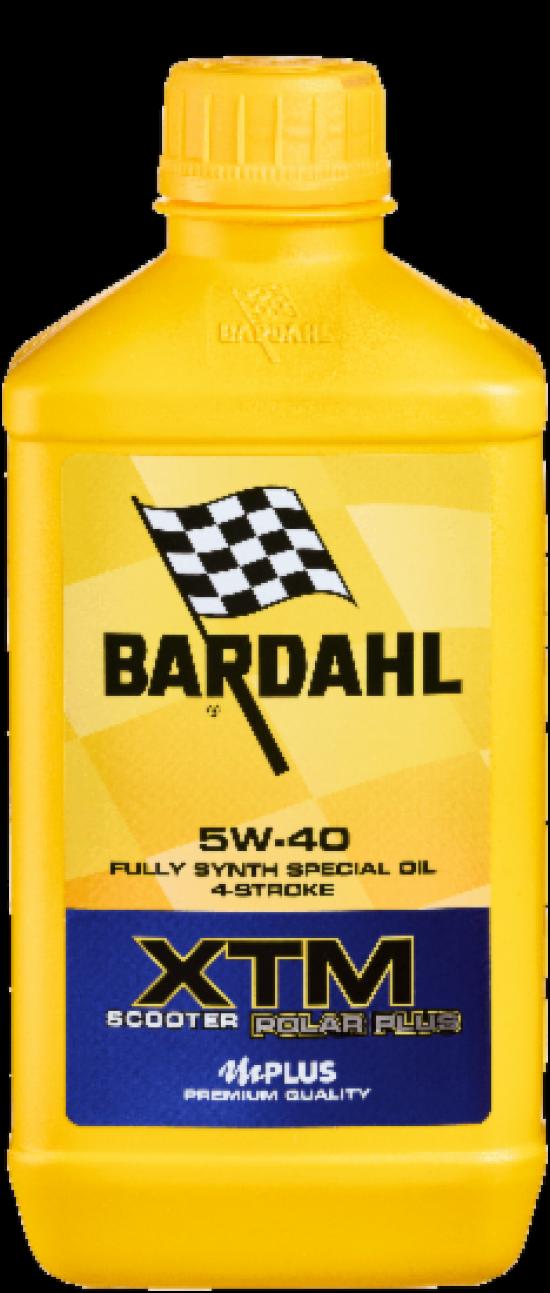 Bardahl XTM POLAR PLUS SCOOTER 5W-40