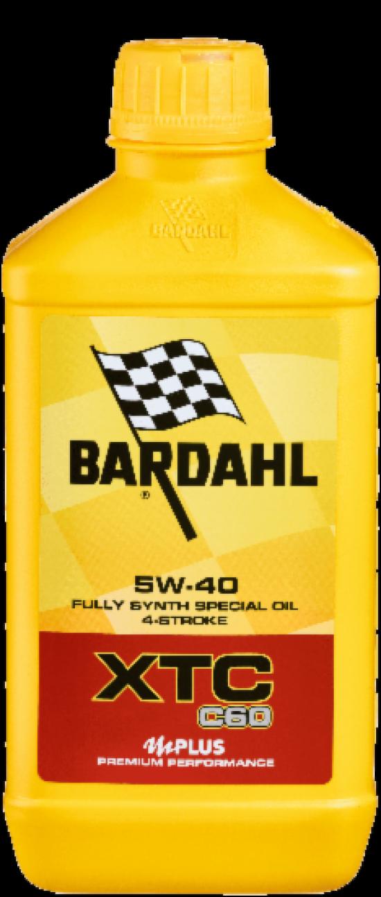 Bardahl XTC C60 5W-40