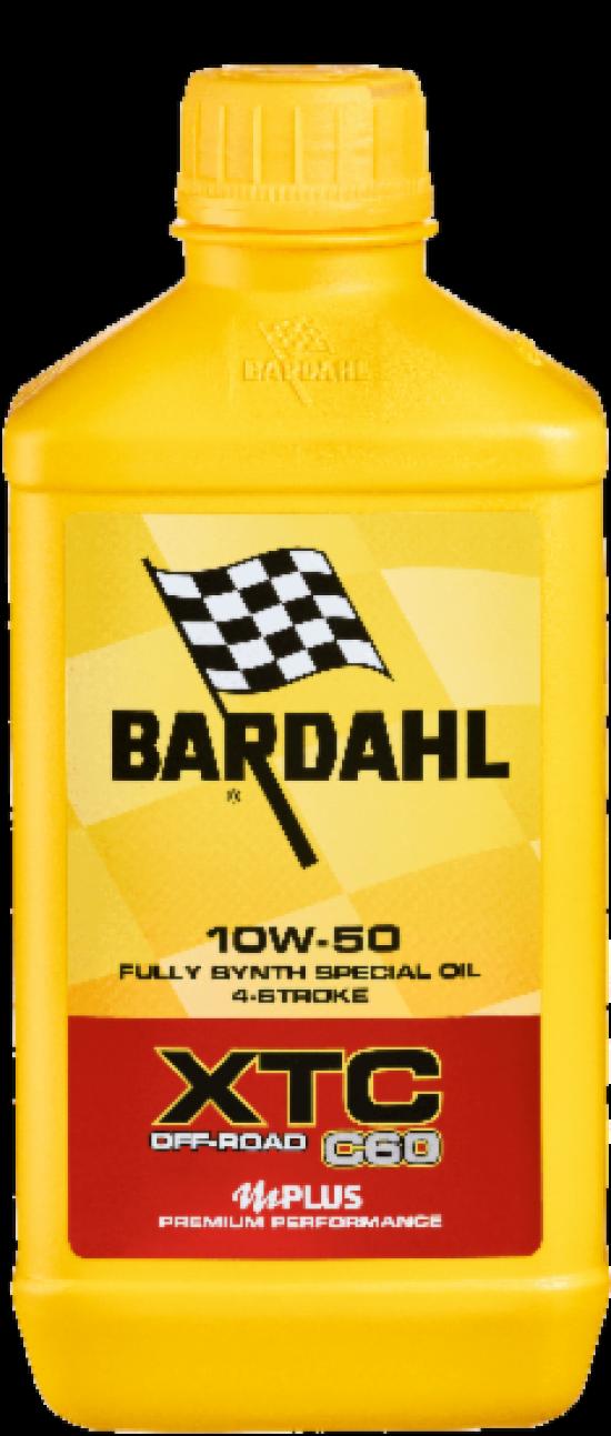 Bardahl XTC C60 10W-50