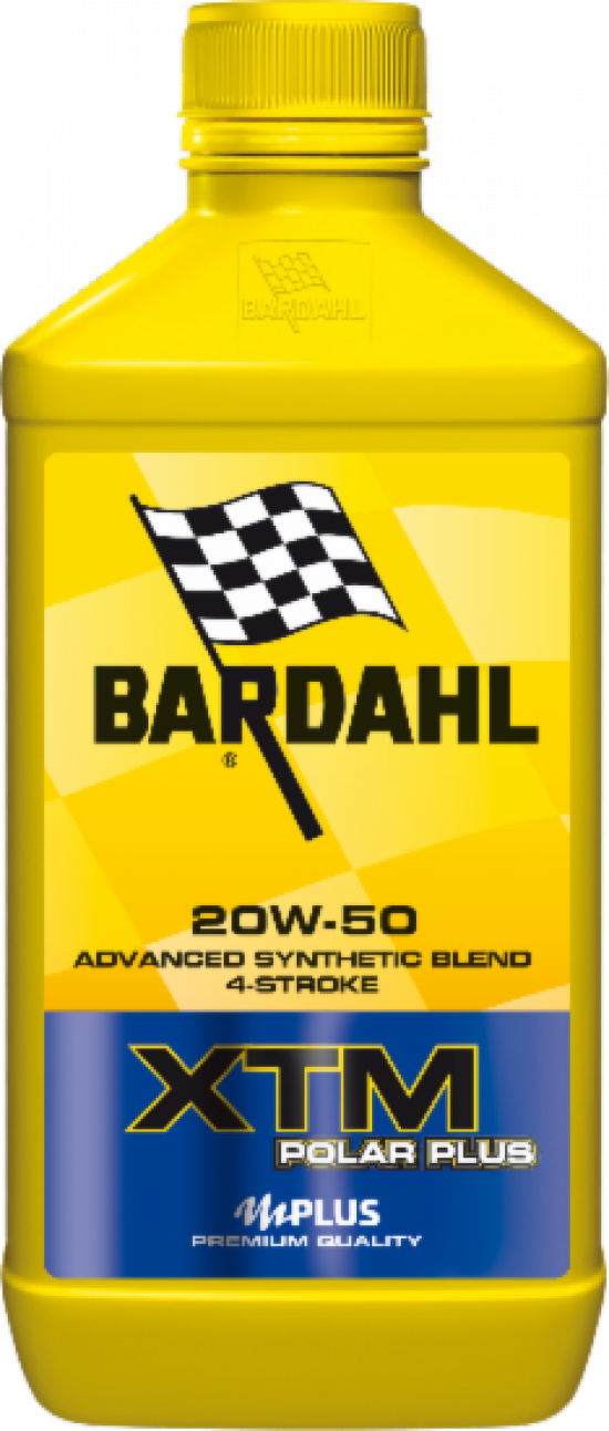 Bardahl XTM POLAR PLUS 20W-50
