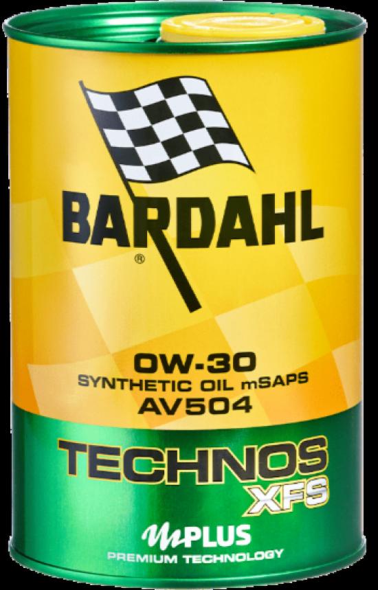 Bardahl TECHNOS XFS AV504 0W30