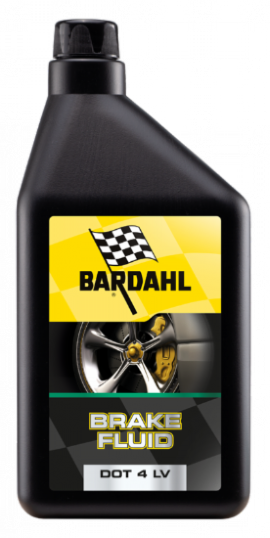 Bardahl BRAKE FLUID DOT 4 LV