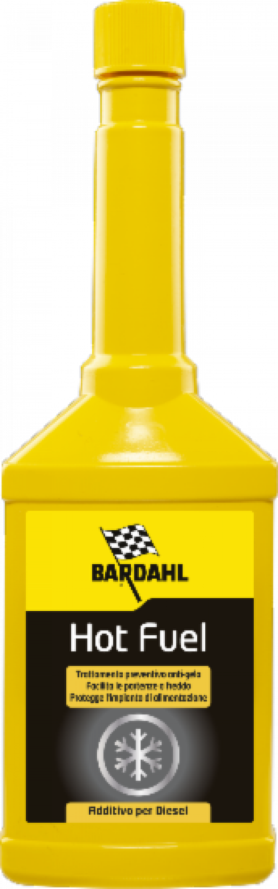 Bardahl HOT FUEL
