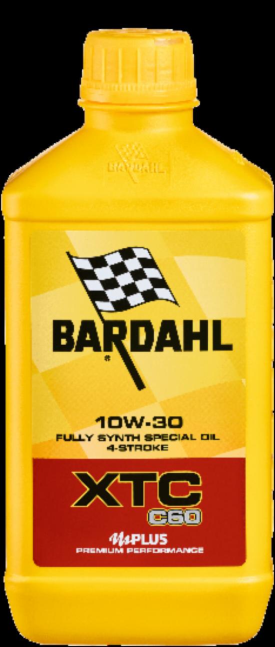 Bardahl XTC C60 10W-30