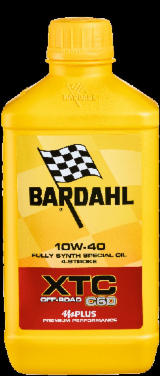Bardahl XTC C60 OFF-ROAD 10W-40