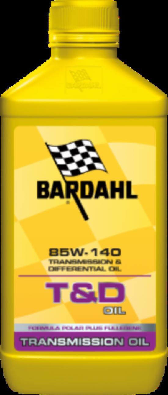 Bardahl T & D OIL 85W140
