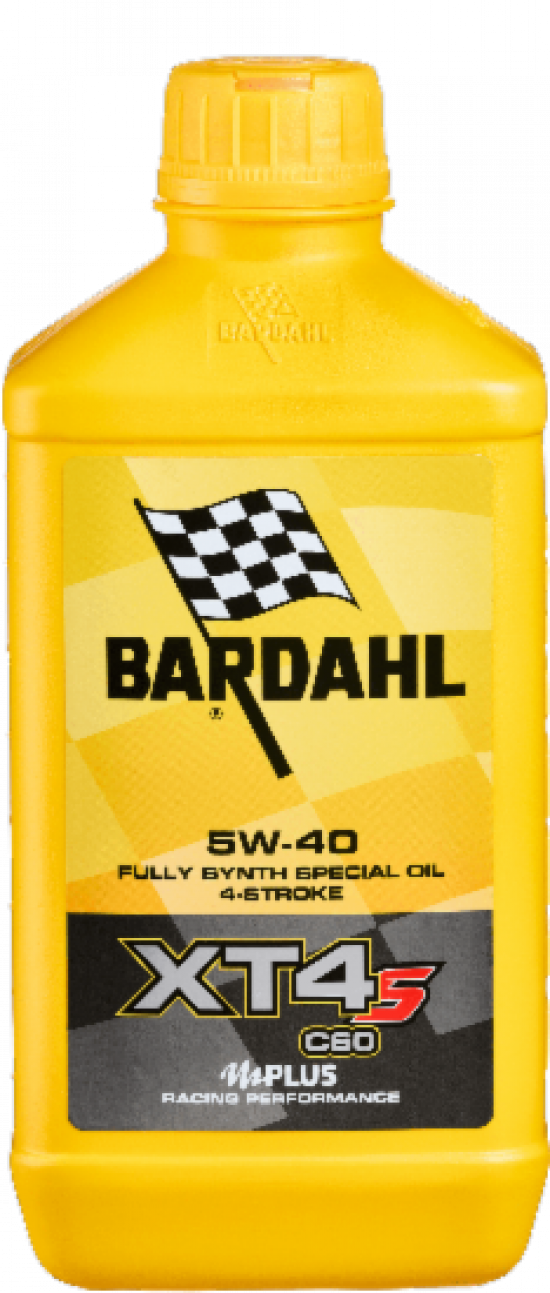 Bardahl XT4-S C60 5W-40