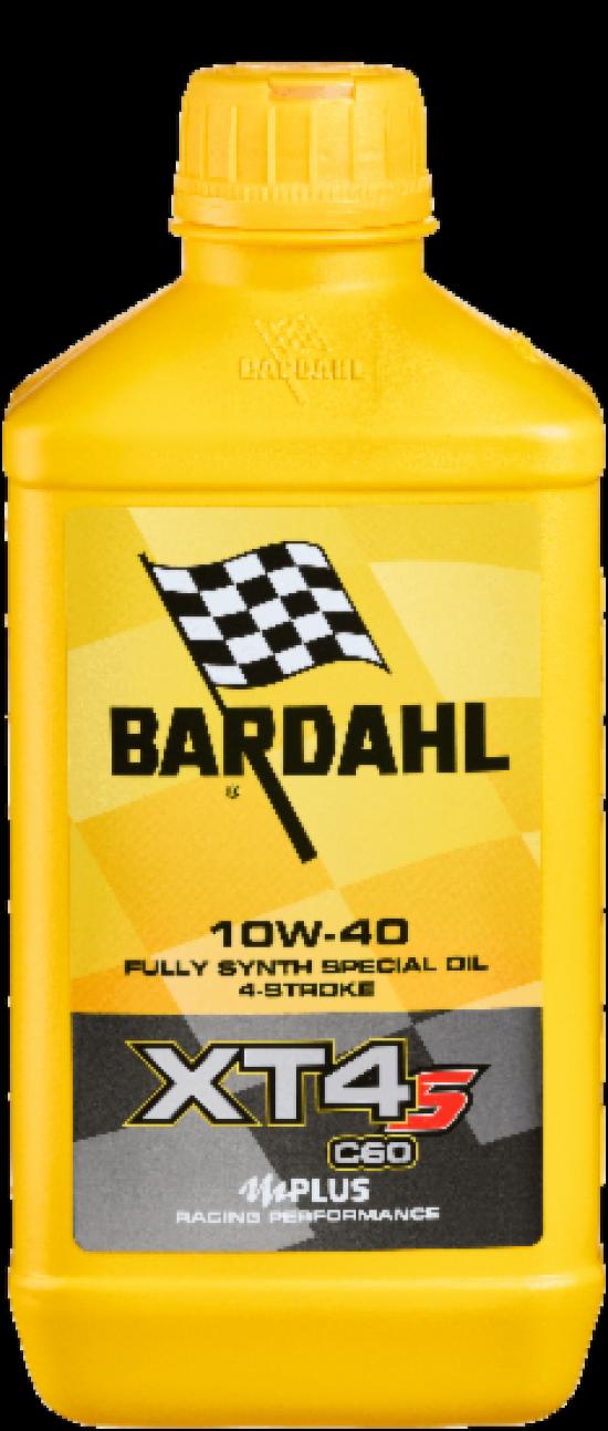 Bardahl XT4-S C60 10W-40