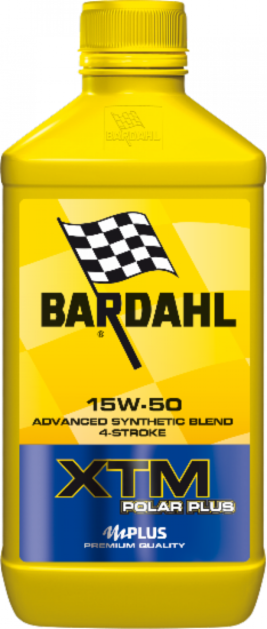 Bardahl XTM POLAR PLUS  15W-50
