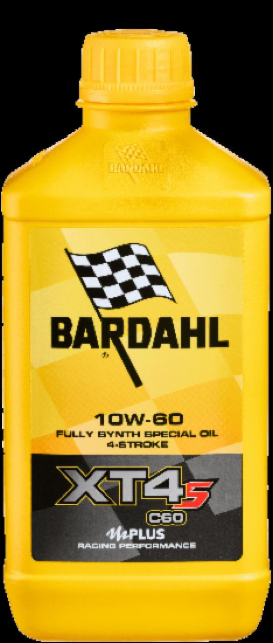 Bardahl XT4-S C60 10W-60